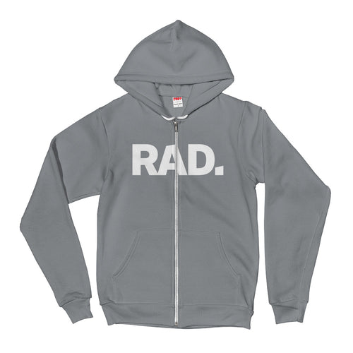 Rad Hoodie, Hoodie, Stroke of Genius Group, Stroke of Genius Group
