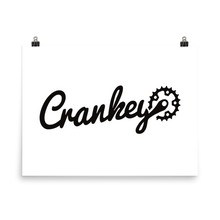 Crankey Poster, Poster, Stroke of Genius Group, Stroke of Genius Group