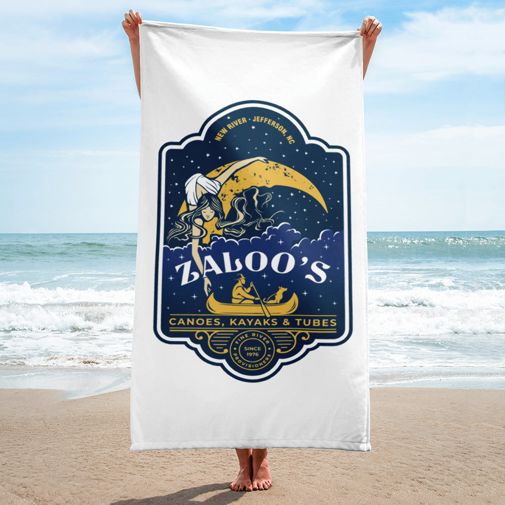 Zaloo's Logo Towel