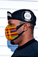 Load image into Gallery viewer, HT KENTE MASKS
