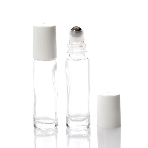 Roller Bottles With Glass Ball