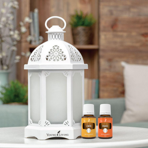 Diffuser  Lantern ( Cool Mist Humidifier | Night Light)