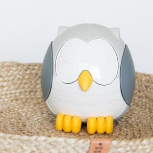Diffuser Feather The Owl ( Cool Mist Humidifier | White Noise Mashine | Night Light)