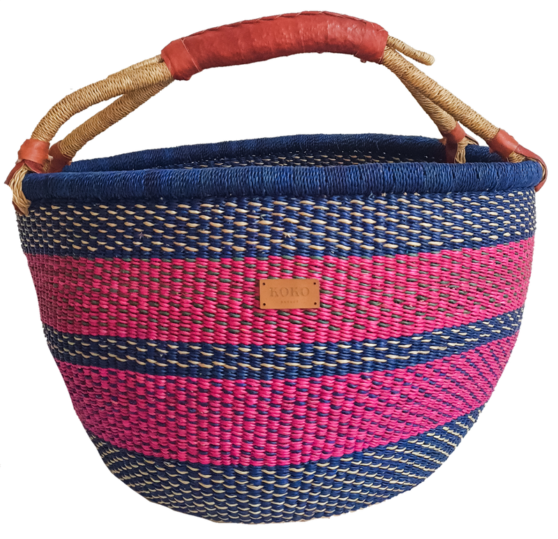 Large Lady Basket June
