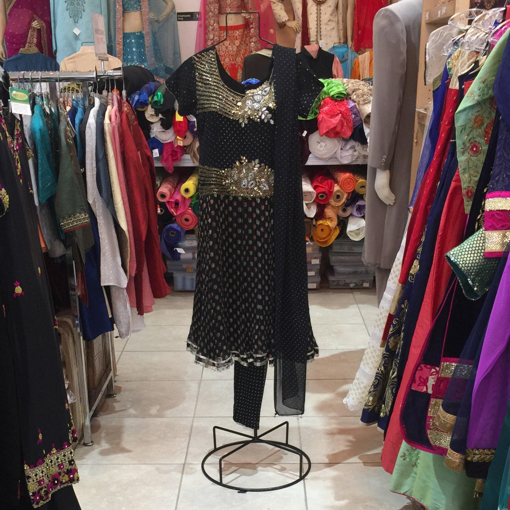 Anarkali Churidar Size 34