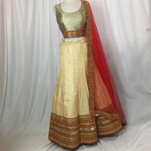 Lehenga Choli Size 36 - Mirage Sari Center