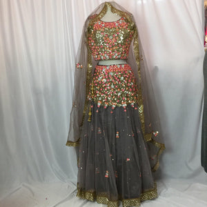 Lehenga Choli Size 38 - Mirage Sari Center