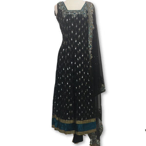 Anarkali Churidar Size 38 - Mirage Sari Center