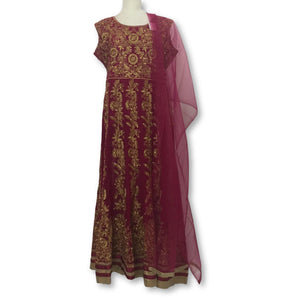 Anarkali Churidar Size 48 - Mirage Sari Center