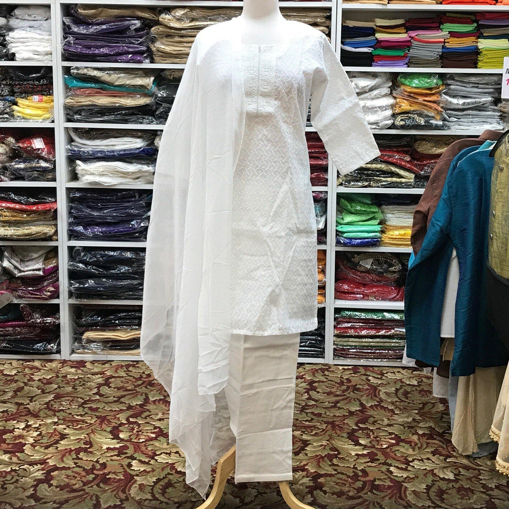 Kurta Shalwar Dupatta Size 44 - Mirage Sari Center