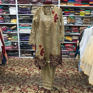 Pakistani Suit Size 38