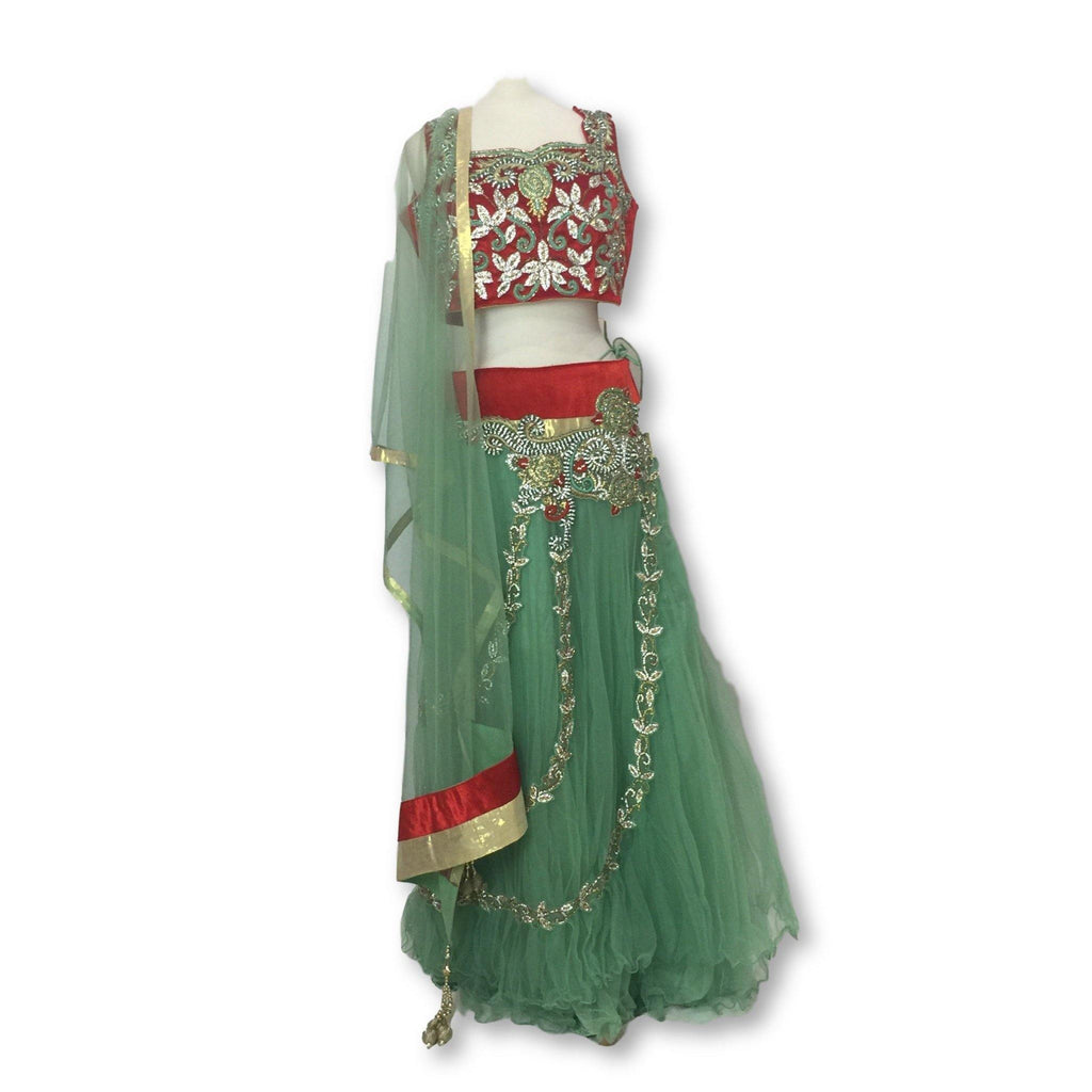 Chanya Choli Size 40 - Mirage Sari Center