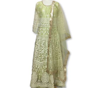Anarkali Gown Size 44 - Mirage Sari Center