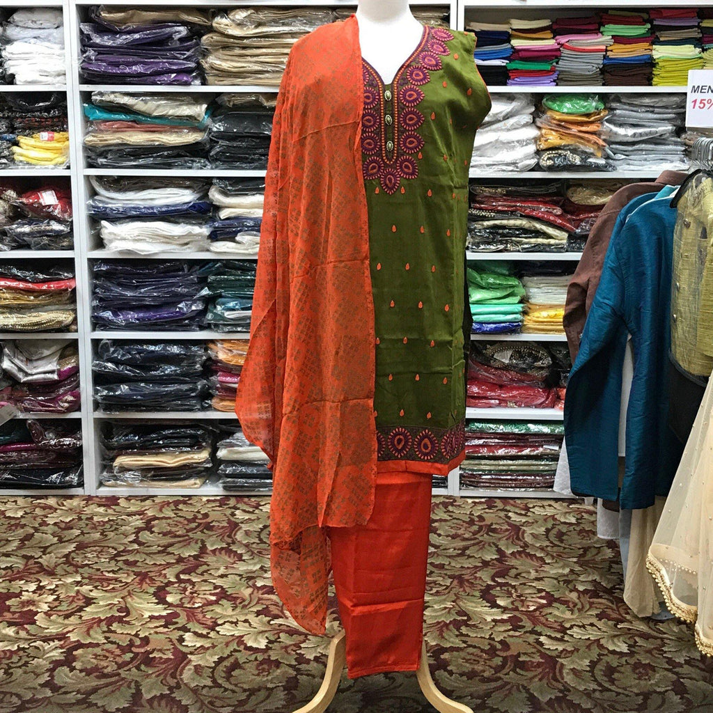 Kurta Shalwar Dupatta Size 42 - Mirage Sari Center