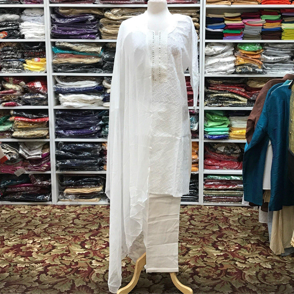 Kurta Shalwar Dupatta Size 52 - Mirage Sari Center
