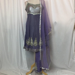 Anarkali Churidar Size 40 - Mirage Sari Center