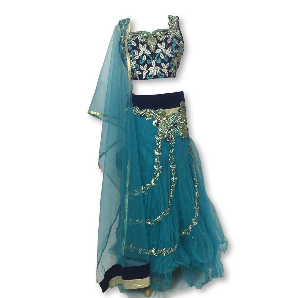 Chanya Choli Size 38 - Mirage Sari Center