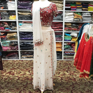 Lehenga Choli Size 42 - Mirage Sari Center