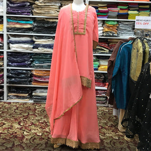 Kurta Plazo Dupatta Size 38 - Mirage Sari Center