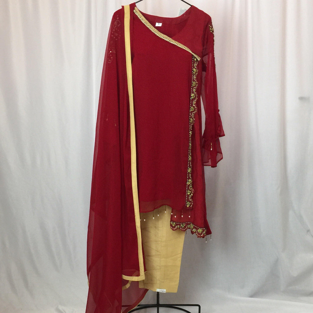 Pakistani Suit Size 40 - Mirage Sari Center