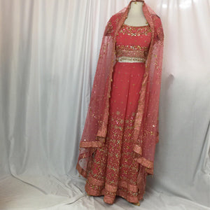 Lehenga Choli Size 40 - Mirage Sari Center