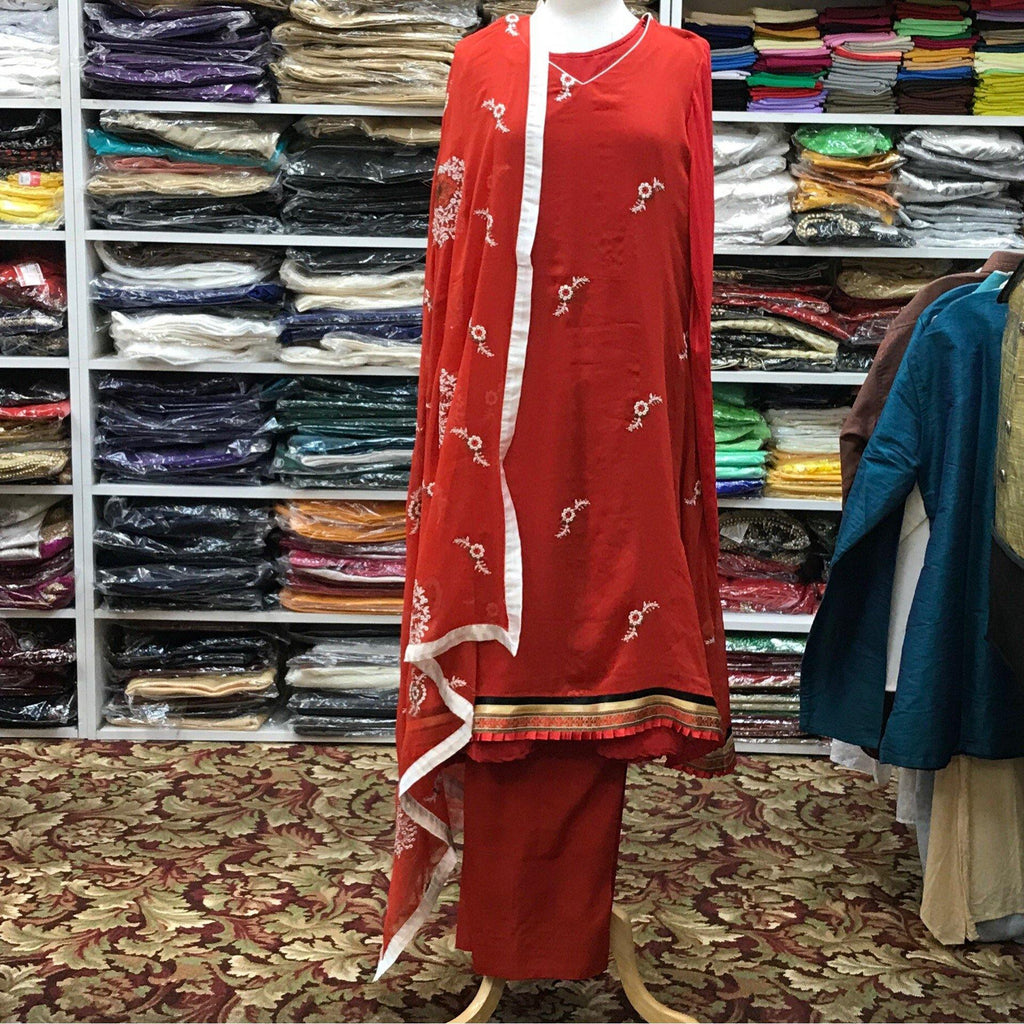 Kurta Pants Dupatta Size 38 - Mirage Sari Center