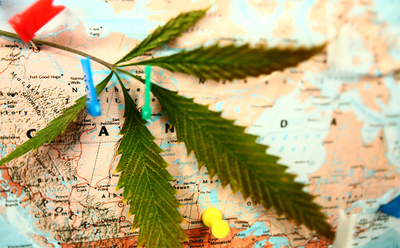 Cannabis Canada – what you need to know when travelling by road, rail, or air