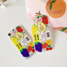 Load image into Gallery viewer, Fresh Fruits iPhone Case