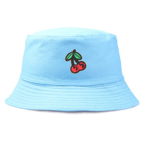 CHERRY CHEW Bucket Hat