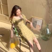 Load image into Gallery viewer, Dandelion Sweetheart Dress
