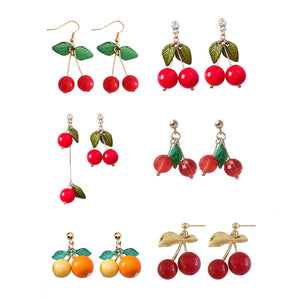 Fruit Variation Earrings
