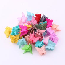 Load image into Gallery viewer, Y2K 20/50/100PC Butterfly Hair Clips