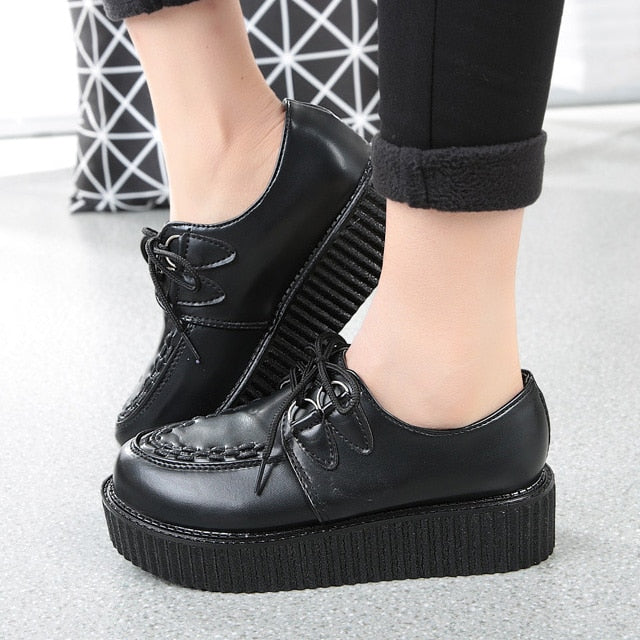 Creeper Platform Shoes