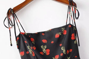 Strawberry Lily Dress