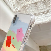 Load image into Gallery viewer, Gummy Bear Colorful Layers iPhone Case