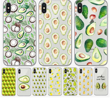 Load image into Gallery viewer, Gourmet Avocado Iphone Case X/8/7