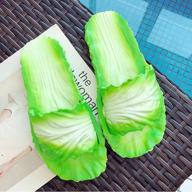 Lettuce Slippers