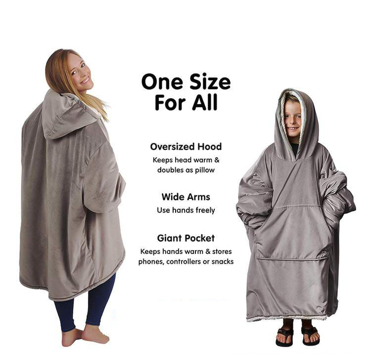 SNUGGY WUGGY HOODIES