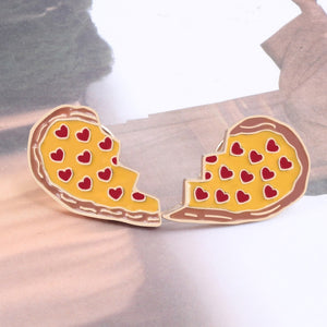A PIzza Love Pin