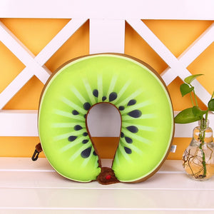 Healthy Travel/Neck Fruit Pillows