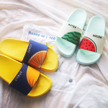 Load image into Gallery viewer, Cool Fruity Slippers