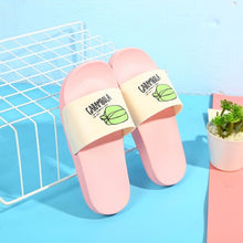 Load image into Gallery viewer, Extremely Soft Flexible Fruit Slippers