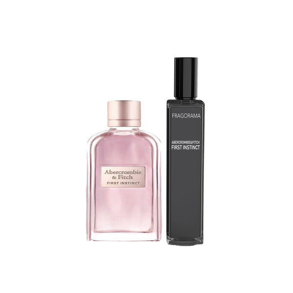 First Instinct for Her EdP 3ml Parfyme Abercrombie & Fitch