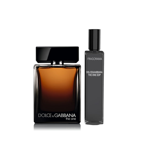 The One EdP 3ml Parfyme Dolce & Gabbana