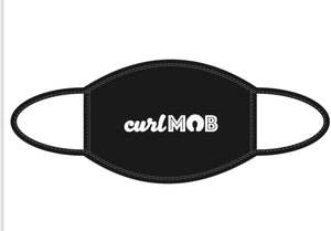 Pre-Order: CurlMob Mask