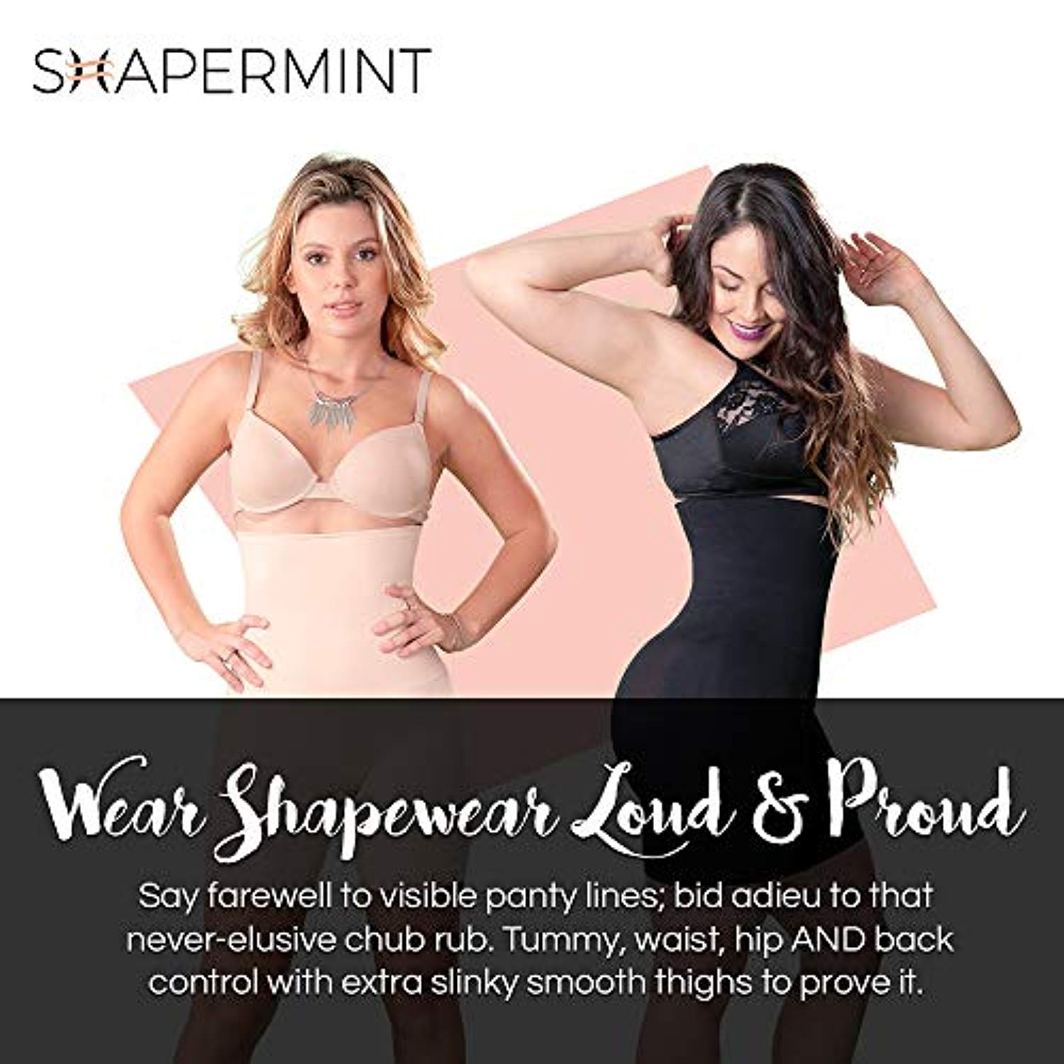Shapermint: Empetua All Day Every Day High-Waisted Shaper