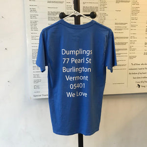 """I Love Dumplings"" t-shirt"
