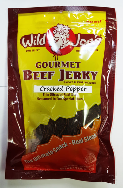"1/2 pound Bag ""Cracked Pepper"" Style"