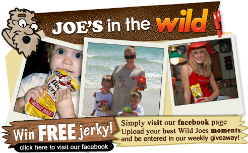 Wild Joes In The Wild Sweepstakes Giveaway Weekly