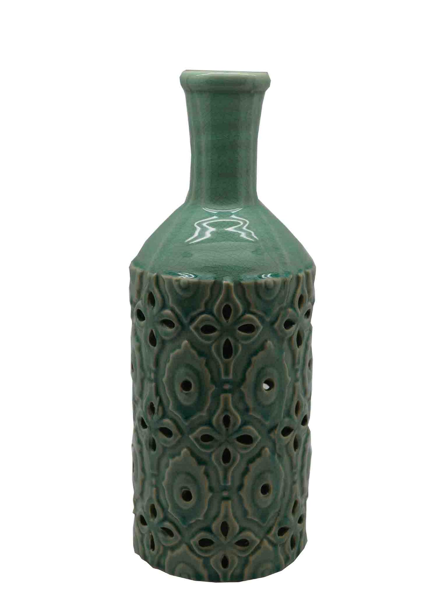 Light Green Vase